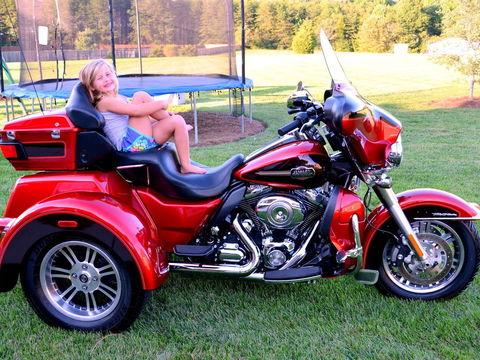 2012 Harley Davidson Tri-Glide Ultra