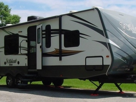 2019 Forest River WILDCAT MAXX T28RKX