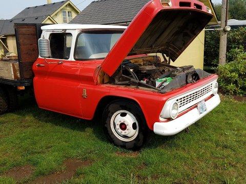 1963 Chevrolet C30 Flatbed