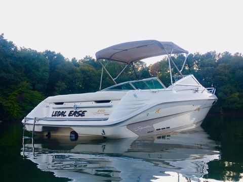 1995 Sea Ray 220 OVS