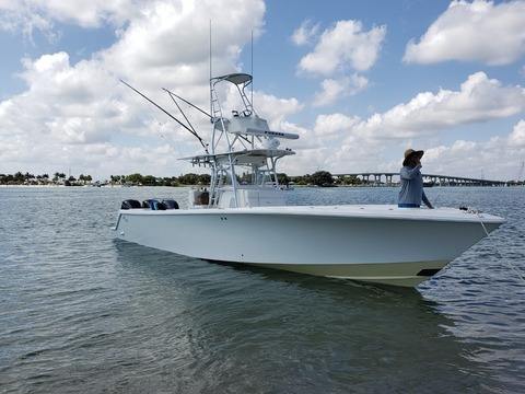 2012 Seavee 39