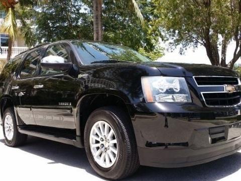 2008 Chevrolet Tahoe Hybrid Sport Utility 4-Door