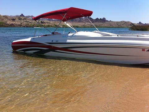 2009 Magic 28' Deckboat