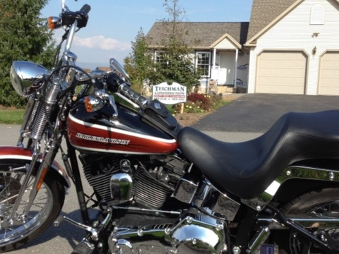 2005 Harley-Davidson Softtail Springer