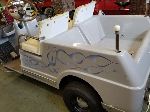 1969 Harley-Davidson Golf Cart for Local Pickup Only Golf Cart
