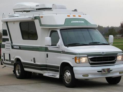 2002 Chinook Concourse XL