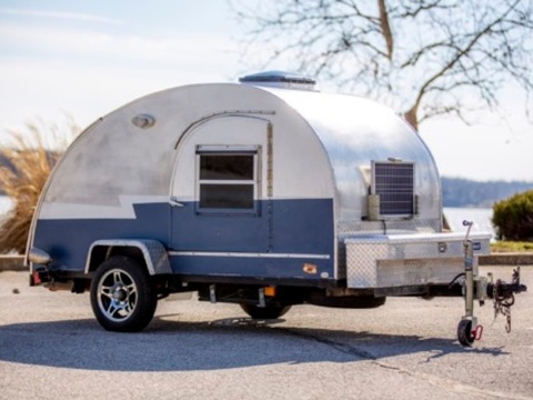2009 Tear Drop Camper Custom