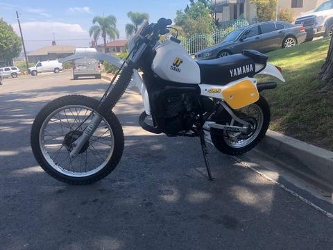 1981 Yamaha IT465