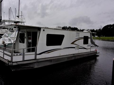 2005 Myacht Houseboats 3512