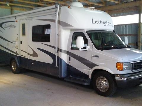 2008 Forest River Lexington 283 GTS