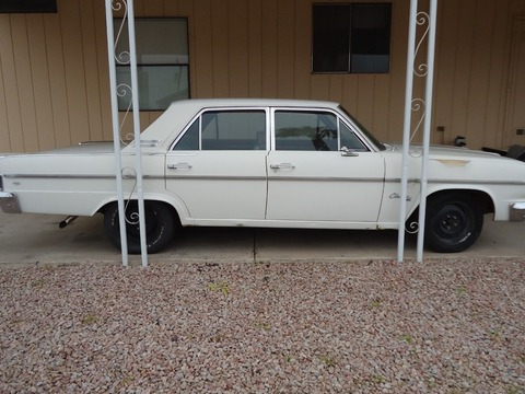 1966 Rambler Classic 770