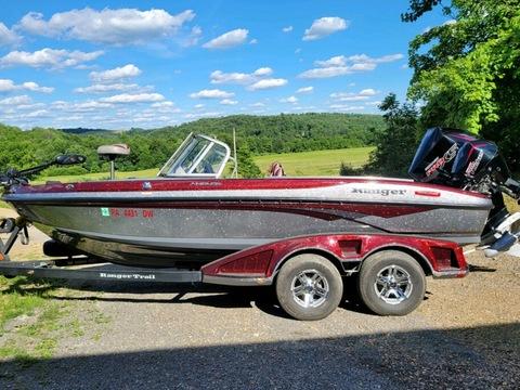 2019 Ranger 1880 MS Angler