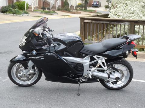 2008 BMW K1200S