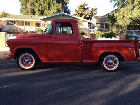 1956 Chevrolet 3100 Truck