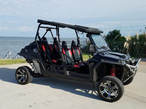 2013 Polaris RZR XP 4 900