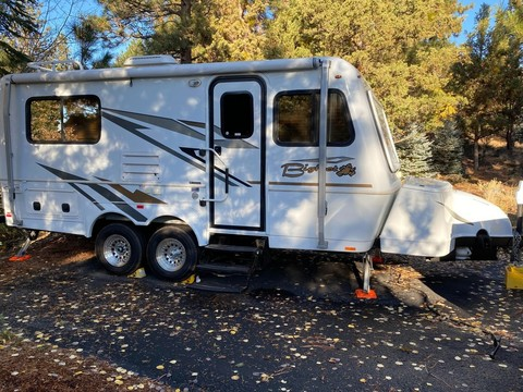 2018 Bigfoot 25B21RB with front storage box