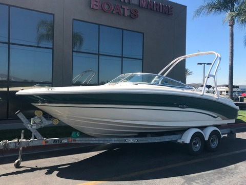 2003 Sea Ray 240BR Select 25.5ft