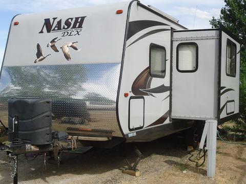 2013 Northwood Nash 25C