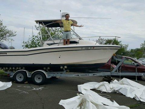 2007 Grady-White 226 Seafarer