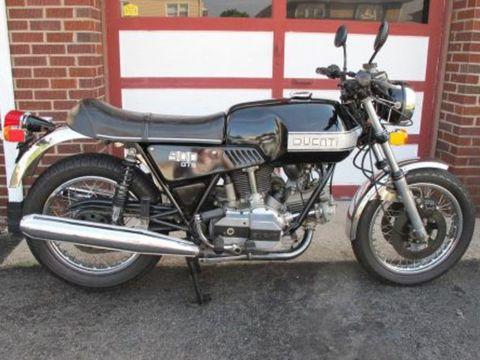1978 Ducati GT900