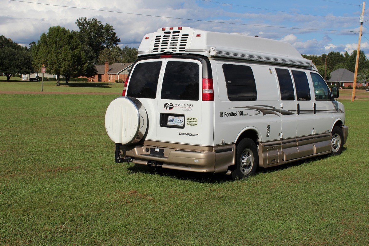 2005 Roadtrek 190 veritile, 2