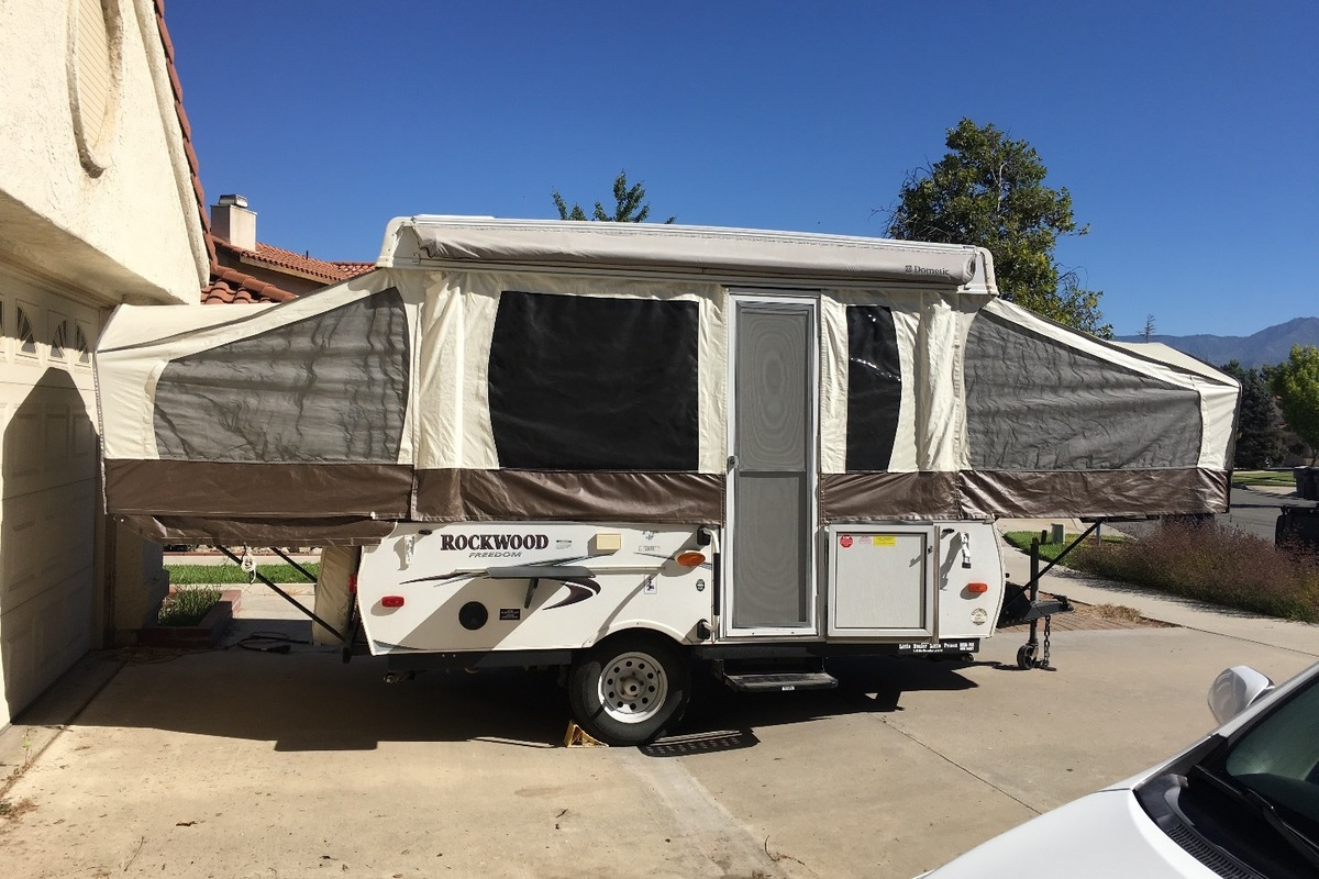 2015 Forest River Rockwood Freedom 1950, 0