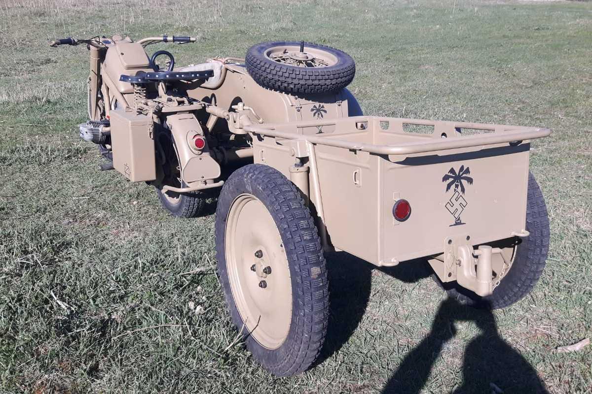 1943 Zundapp KS750, 0