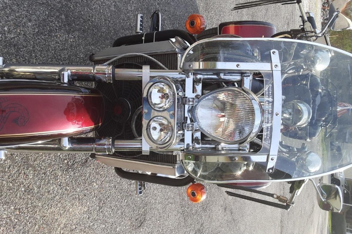 1994 Harley-Davidson Custom V8 Trike, 0