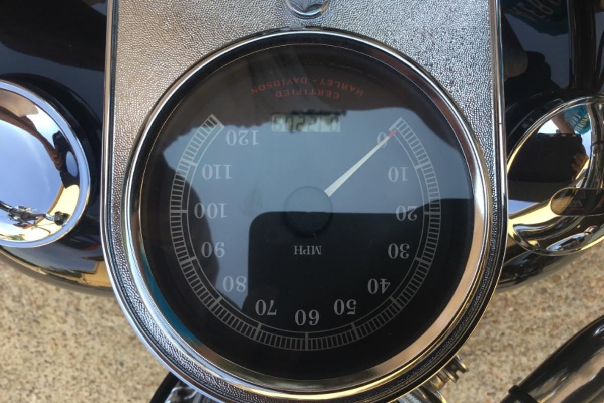 2003 Harley Davidson FLSTSI 100 Aniversary, 6