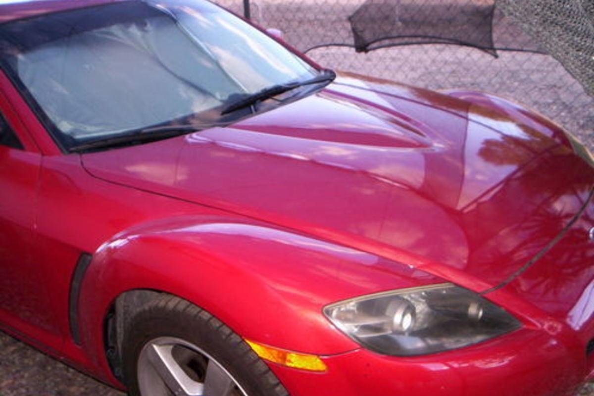 2005 Mazda RX-8-4Dr, 0