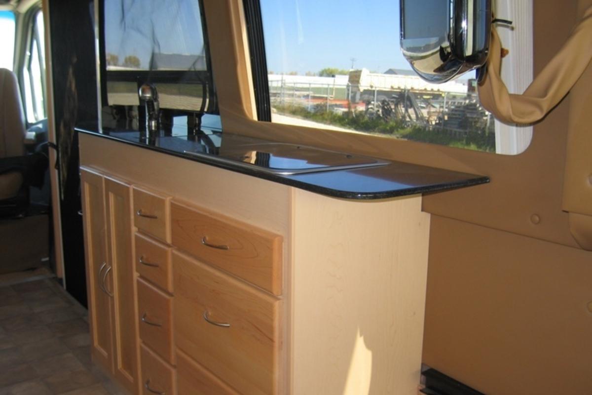 2007 Freightliner Sprinter Great West Legend, 4