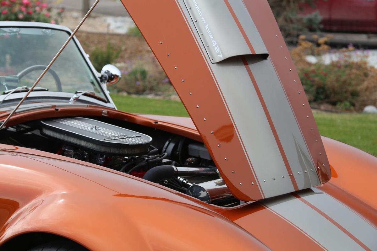 2020 Backdraft Shelby Cobra 1965 Replica Roadster, 17