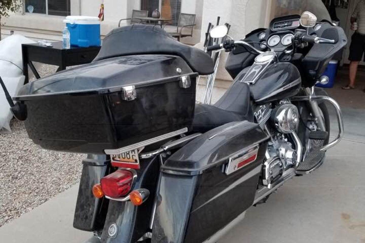 2005 Harley-Davidson Road Glide, 1