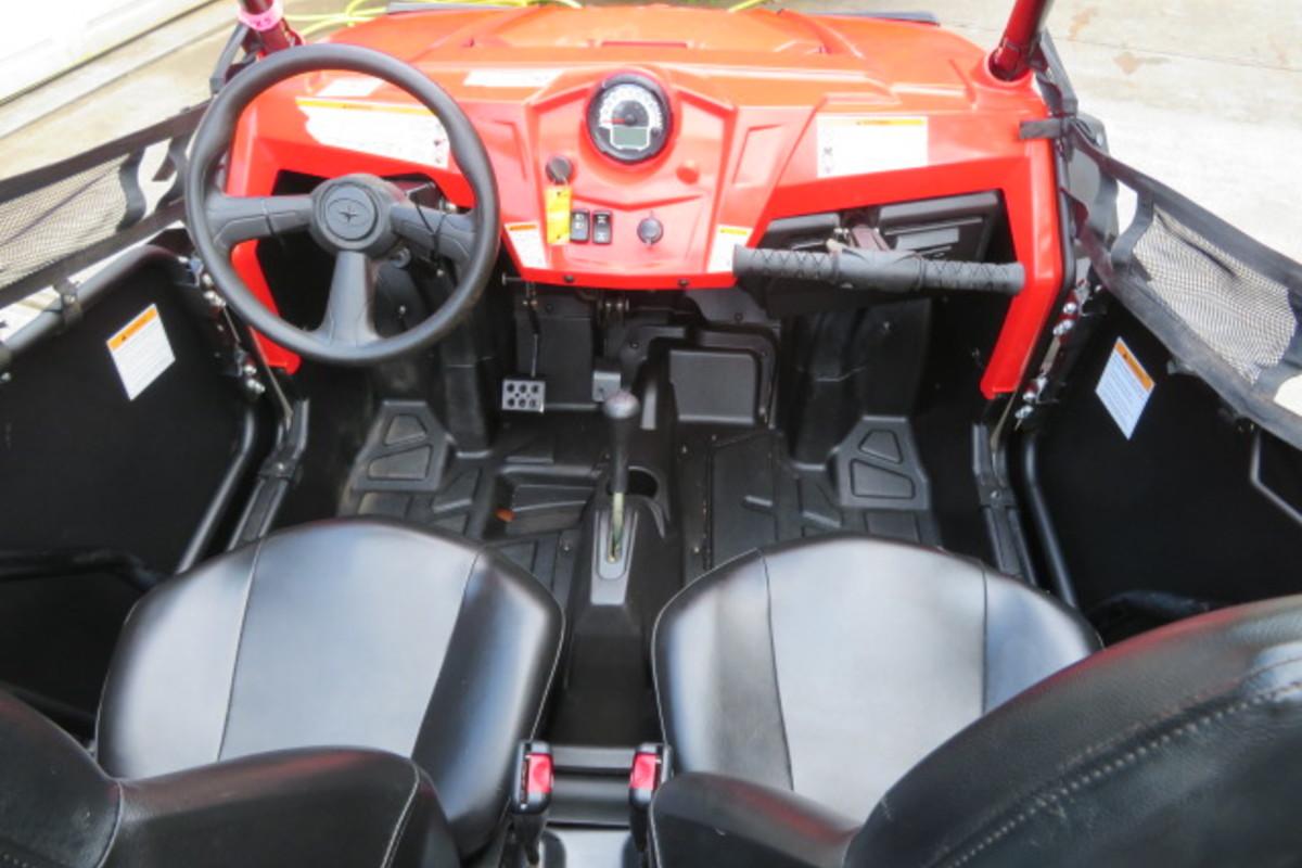 2013 POLARIS RAZOR S 900, 5