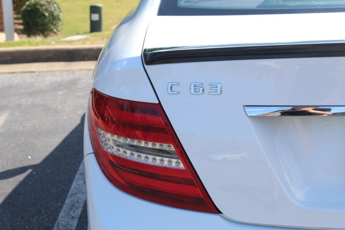 2014 Mercedes-Benz AMG C-63 507, 5