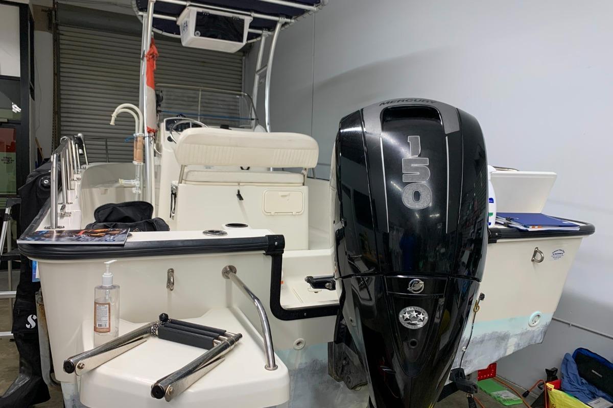 2012 Boston Whaler 210 Montauk, 27