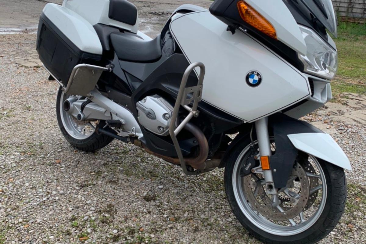 2009 BMW R 1200 P, 4
