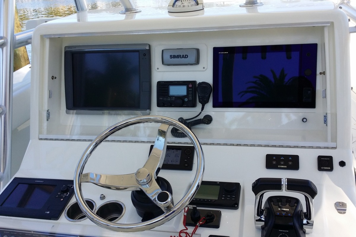 2012 Seavee 39, 5