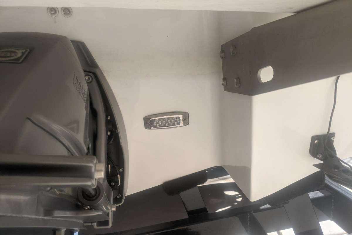 2012 Cobalt 242 with New 2019 EZLoader Trailer, 16