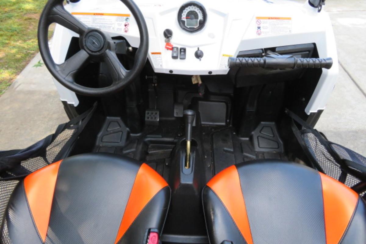 2012 POLARIS RAZOR S 800, 9