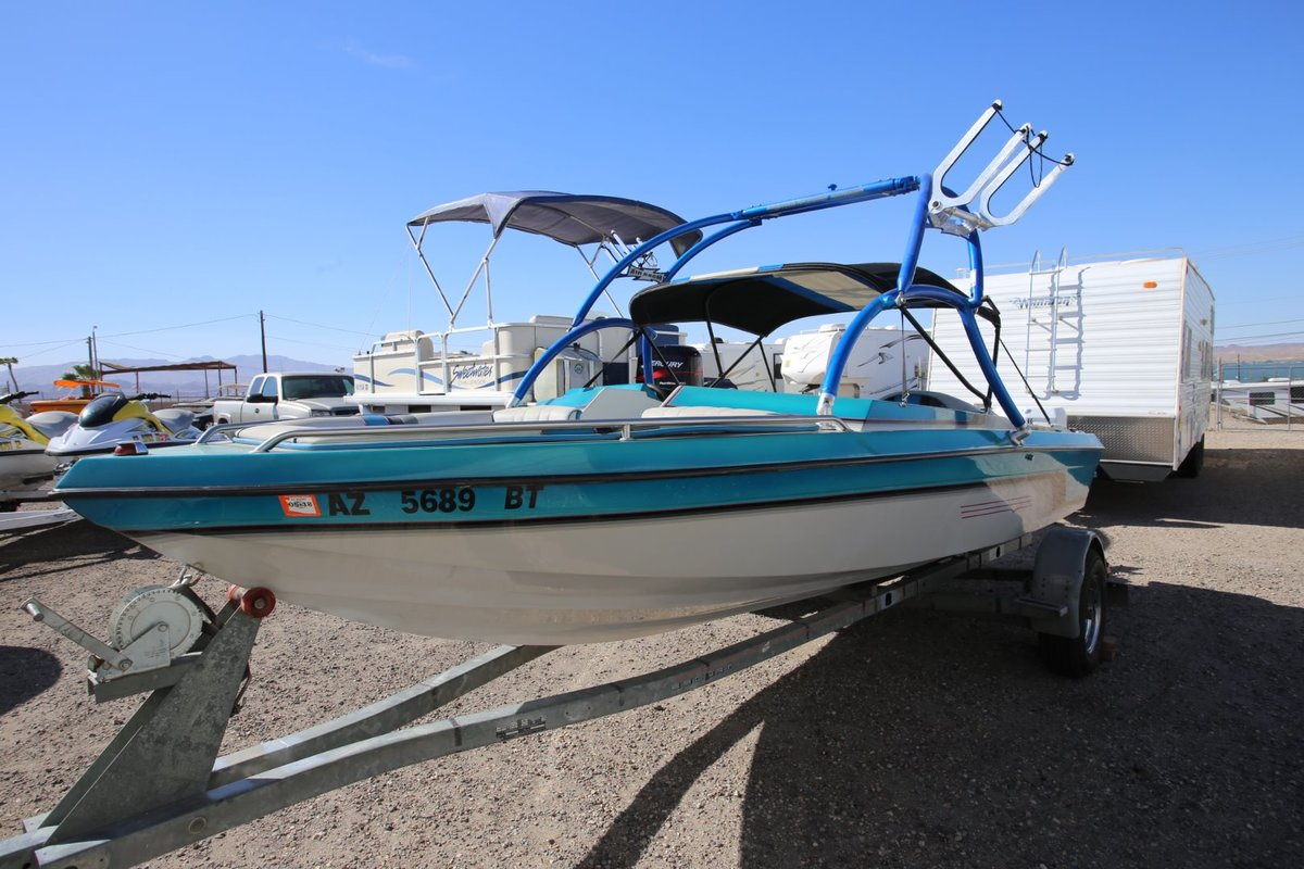 1994 California Cool 170, 1