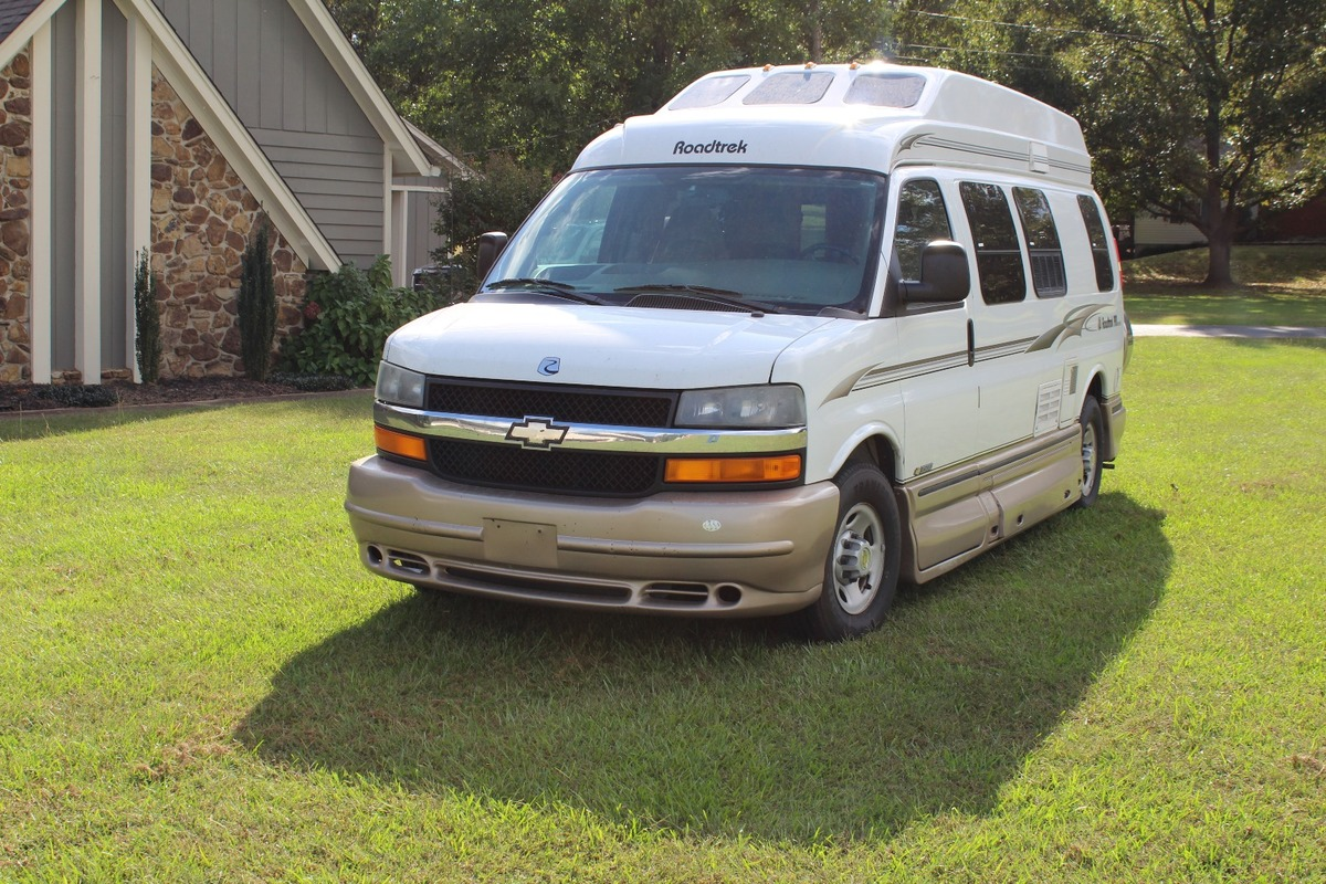 2005 Roadtrek 190 veritile, 1