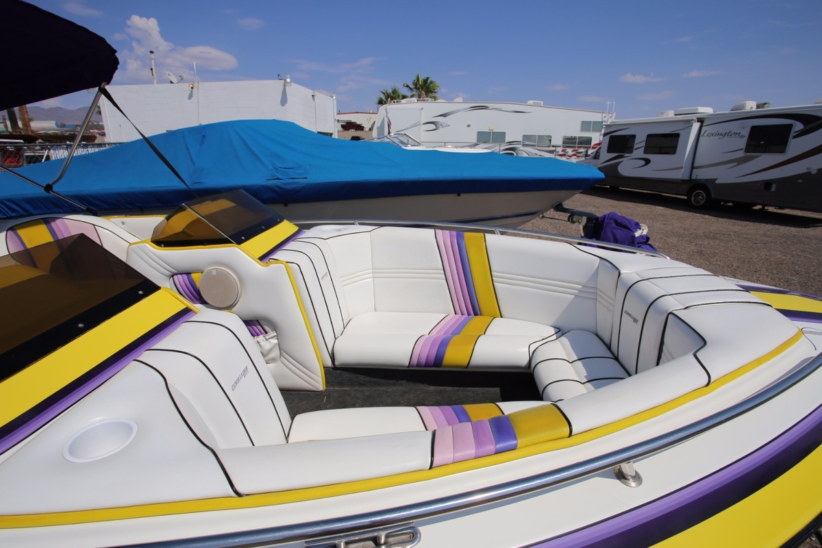 1995 Commander Bow rider Open bow 21, 1