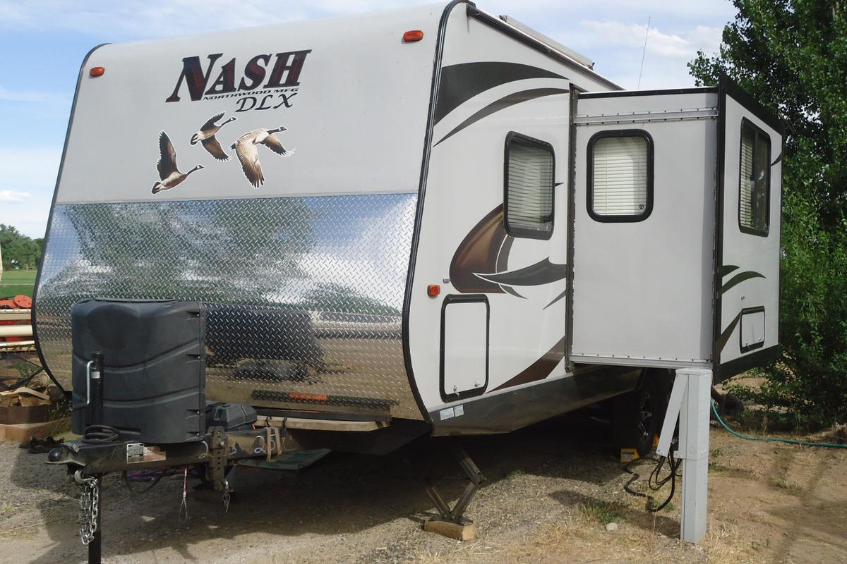 2013 Northwood Nash 25C, 0