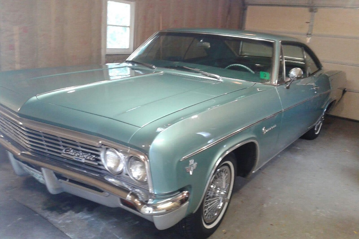 1966 Chevrolet Sport coupe, 0