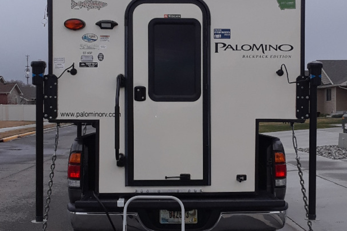 2016 Palomino SS 600, 4