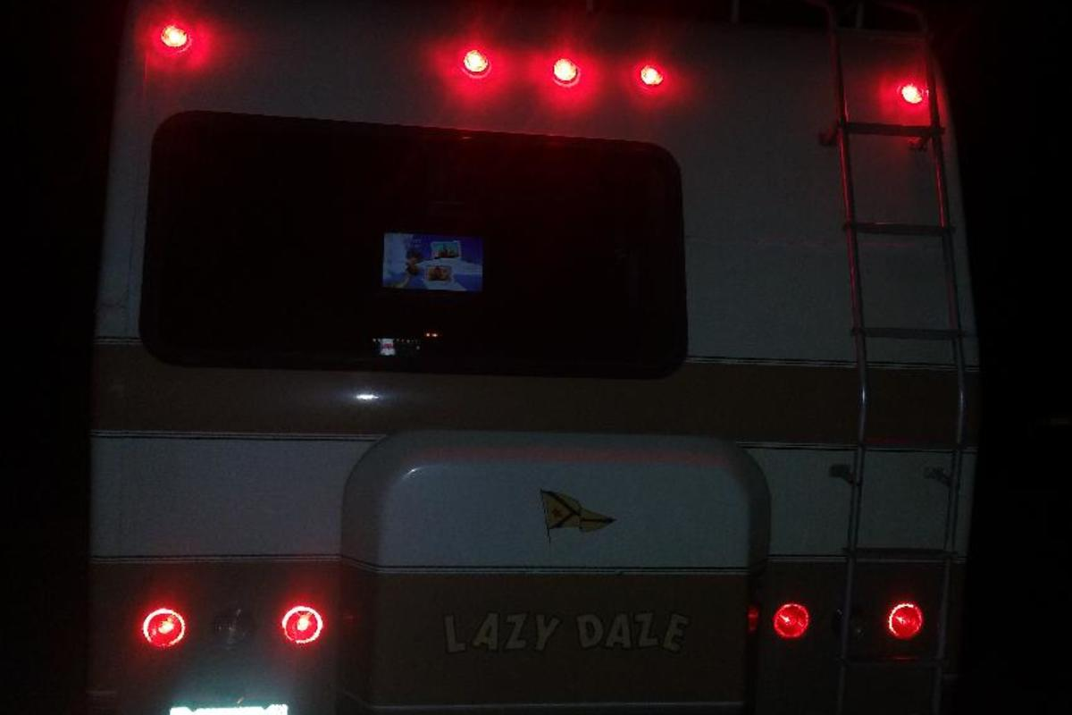 1992 Lazy Daze 26.5 RB E350, 7