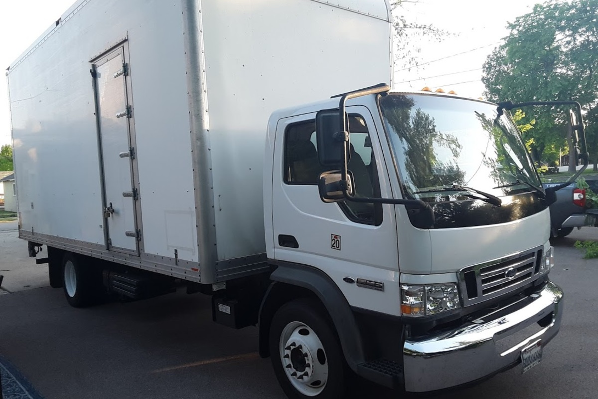 2009 Ford LCF, 0