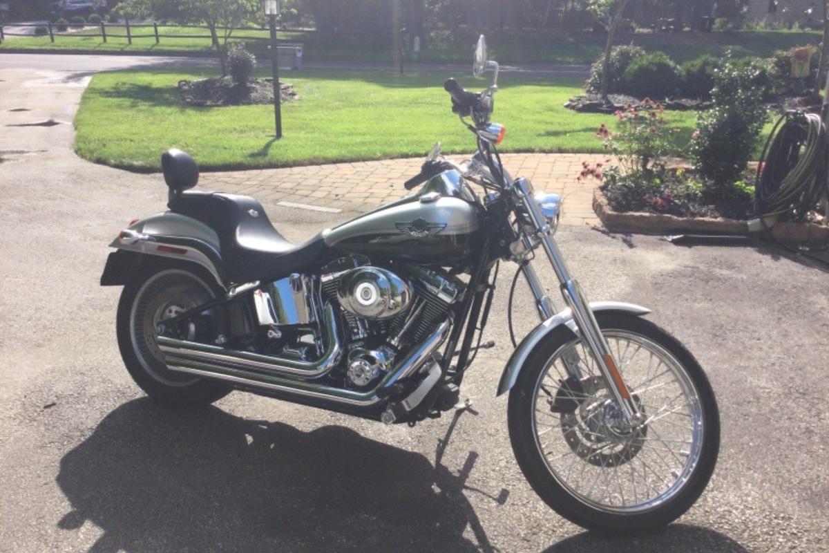2003 Harley-Davidson Softail Deuce, 0
