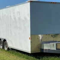 2017 Jackson Creek Enclosed Trailer, 3